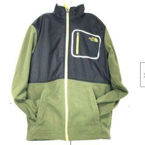 The North Face Boys Fleece Denali Jacket Full Zip
